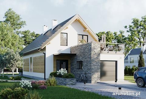 Projekt domu Lucek