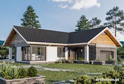 Projekt domu Lukas