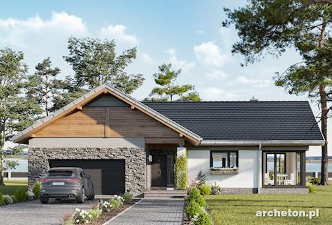Projekt domu Lukas Alter