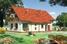 Projekt domu Maciejka