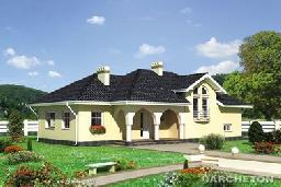 Projekt domu Magnolia
