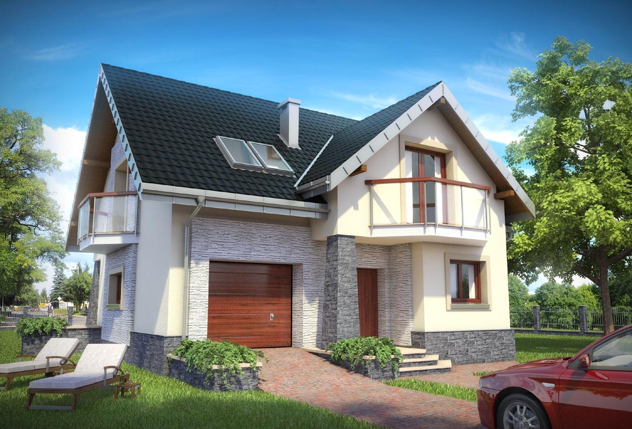 Проект домa Магнус