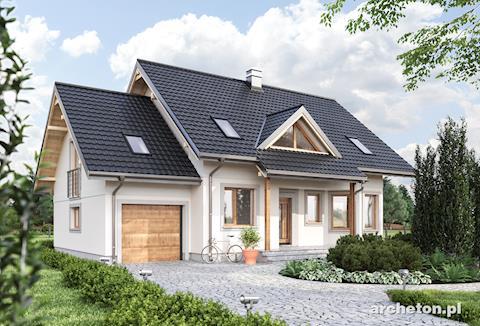 Projekt domu Maja Bona