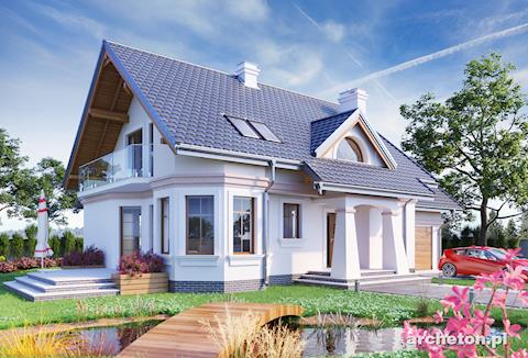 Projekt domu Maja Lux