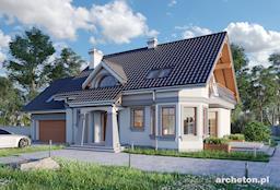 Projekt domu Maja Lux G2