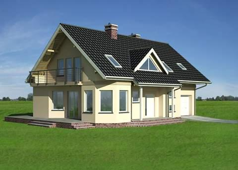 Projekt domu Maja Max