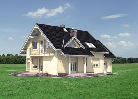 Projekt domu Maja Neo