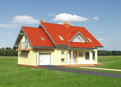 Projekt domu Maja Polo