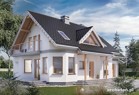 Projekt domu Maja Polo Mini