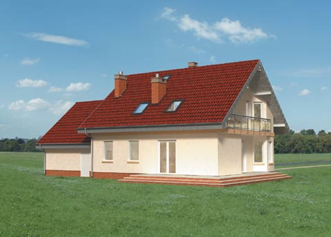 Projekt domu Maja Rex G2