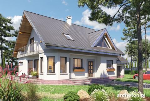 Projekt domu Maja Rex Grota