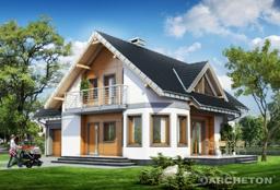 Projekt domu Majka Tytan