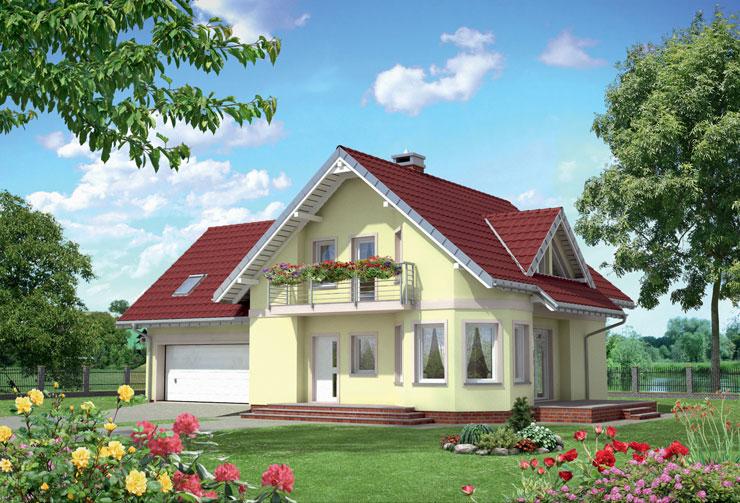 Проект домa Ямайка Титан Г2