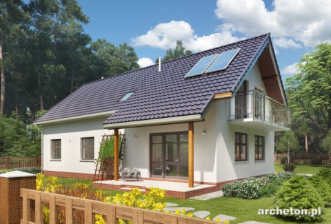 Проект домa Малахит - 2