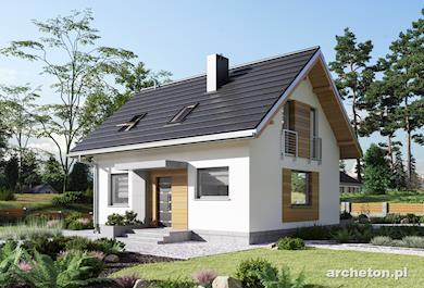 Projekt domu Malik