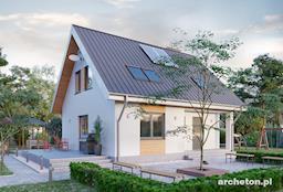 Projekt domu Malutek
