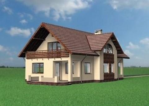 Projekt domu Manuela