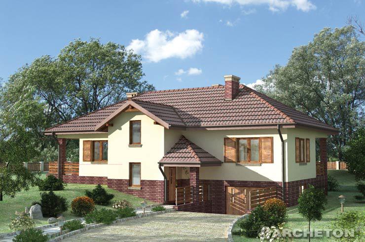 Проект домa Марселина