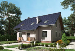 Projekt domu Marcepan