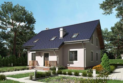 Gotowe Projekty Domów Dwurodzinnych Archetonpl