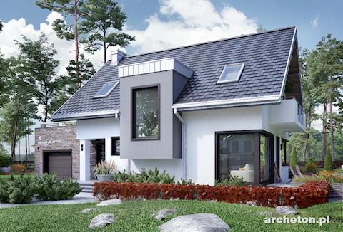 Projekt domu Margo Kubik