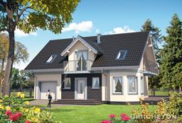 Projekt domu Mariola