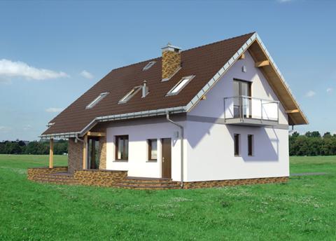 Проект домa Марилла