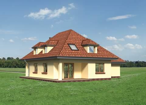 Projekt domu Matecznik