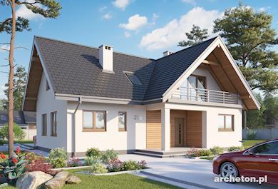 Projekt domu Matylda
