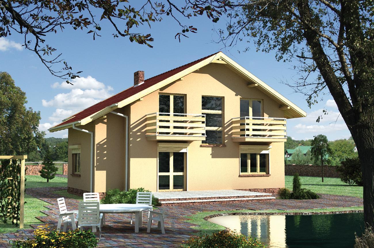 Проект домa Медуза