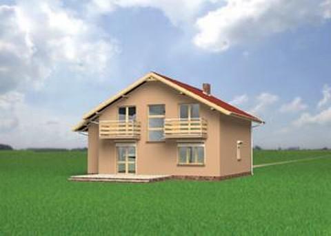 Projekt domu Meduza