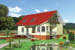 Projekt domu Melafir