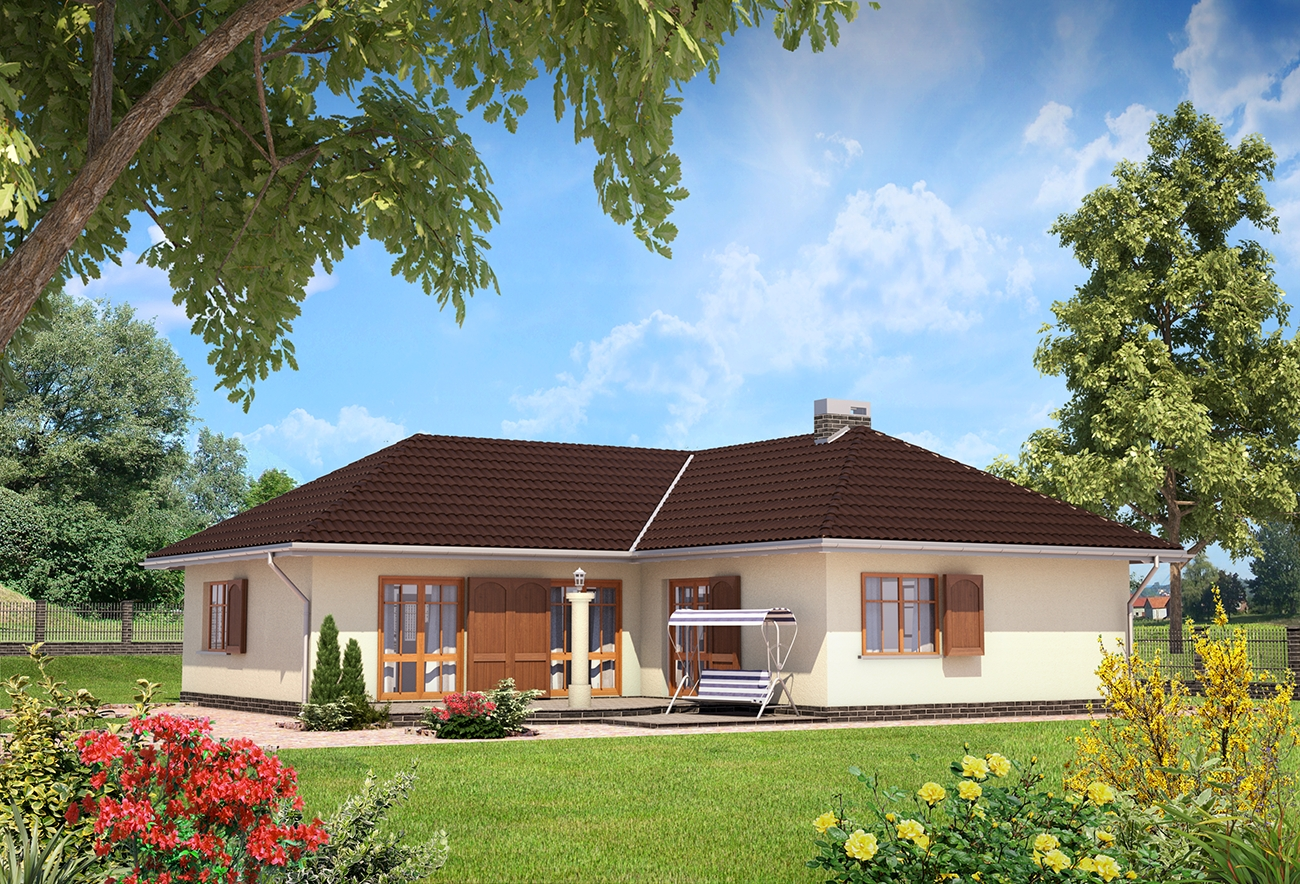 Проект домa Менуэт