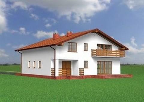 Проект домa Метеор