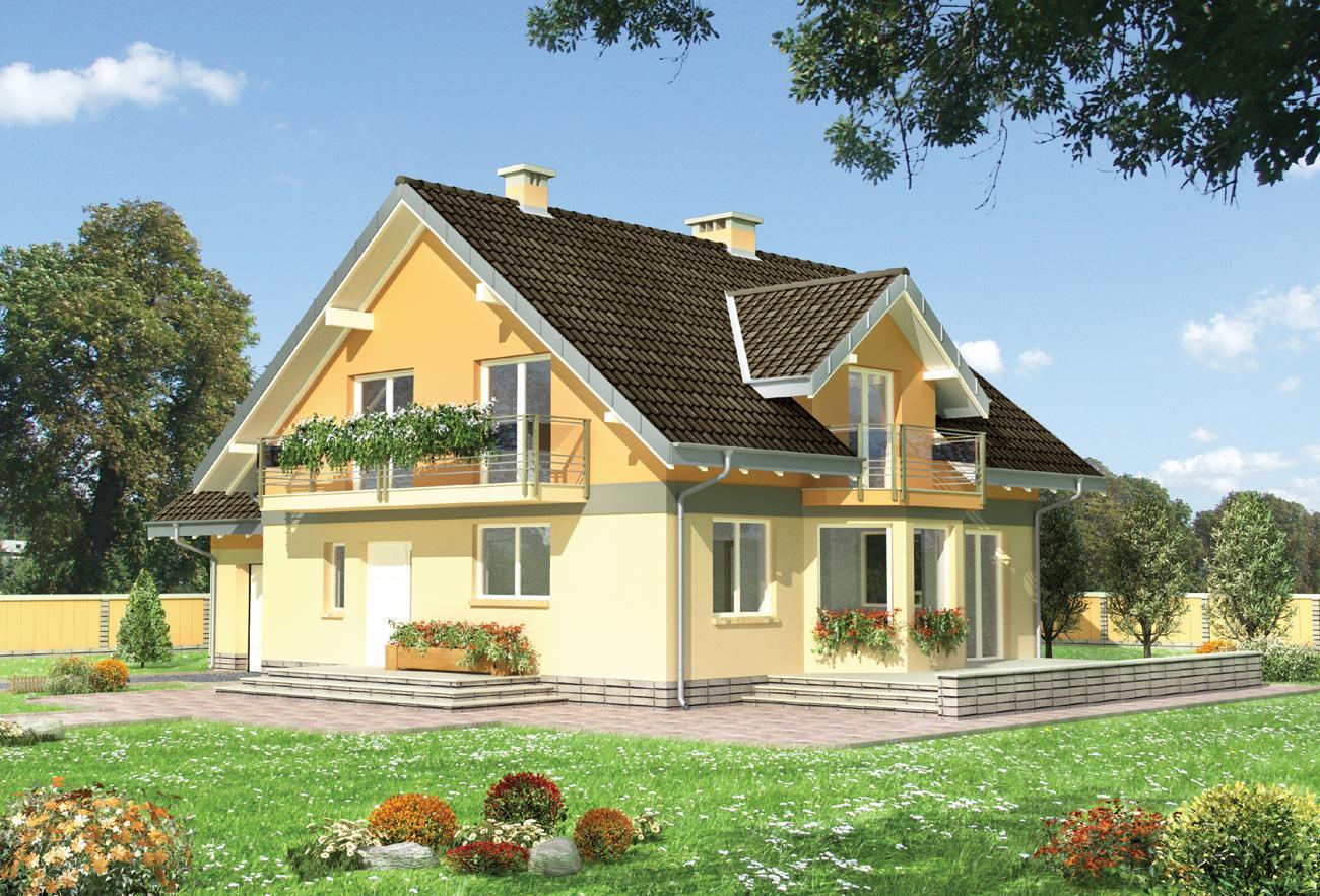 Как построить одноэтажный дом своими руками из пеноблоков