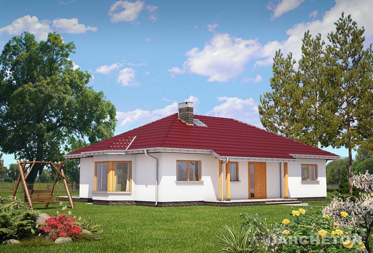 Проект домa Милена