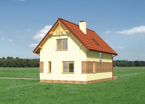 Projekt domu Mini