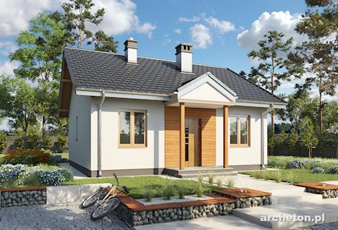 Projekt domu Miniatura