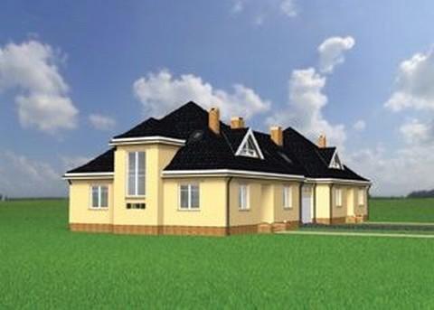 Проект домa Мирон