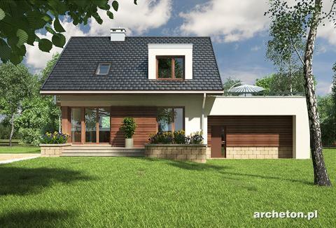 Projekt domu Mirona G2