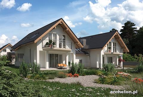 Проект домa Осот Дуо