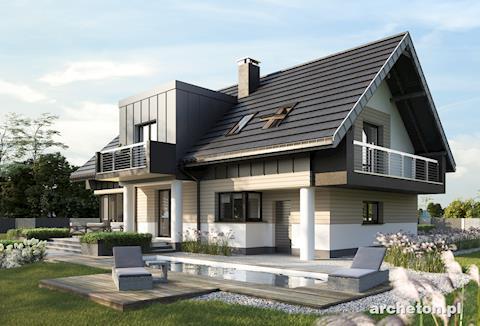 Projekt domu Mona Atu