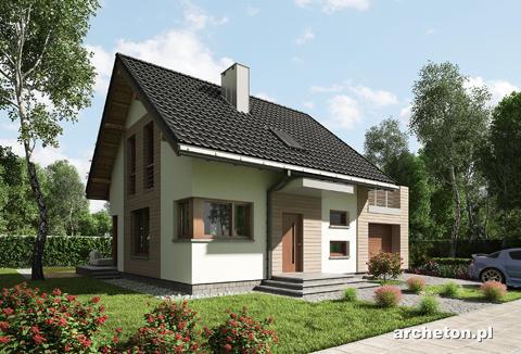 Projekt domu Nadar