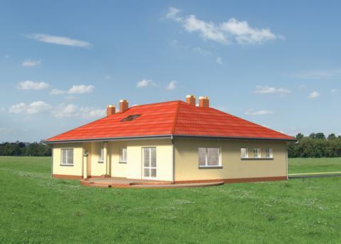 Projekt domu Nadzieja