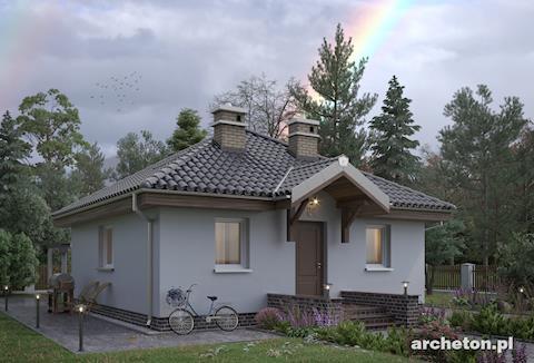 Projekt domu Na Kwadracie