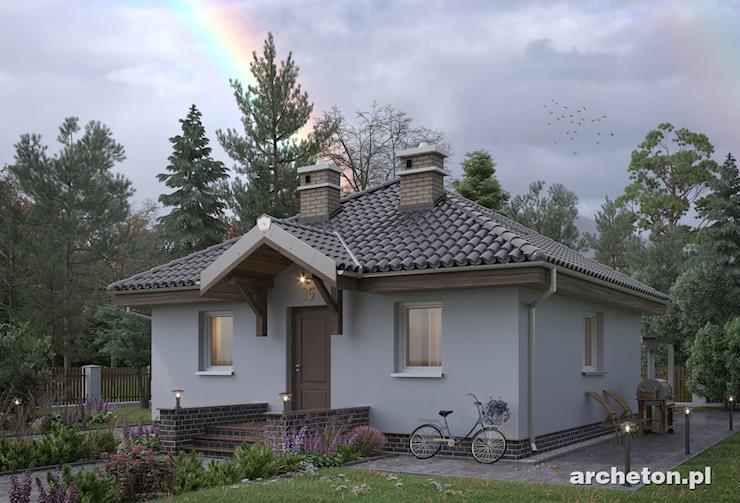 Проект домa Незабудка