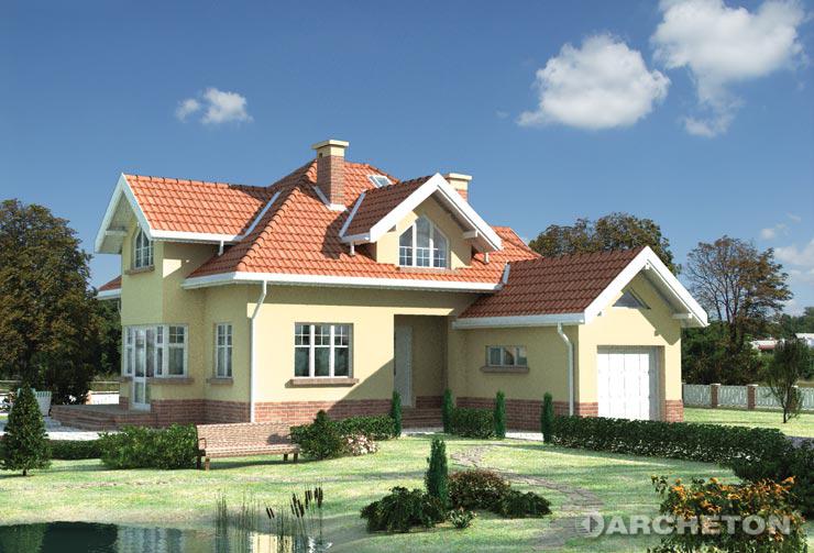 Проект домa Настурция