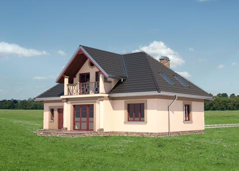 Projekt domu Nowina