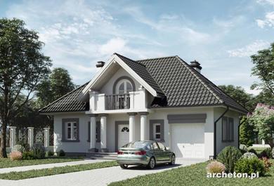 Projekt domu Nowina Rex