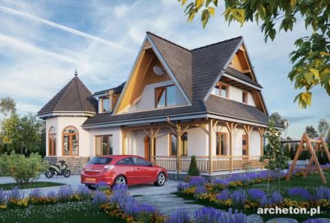 Проект домa Новий Дворец